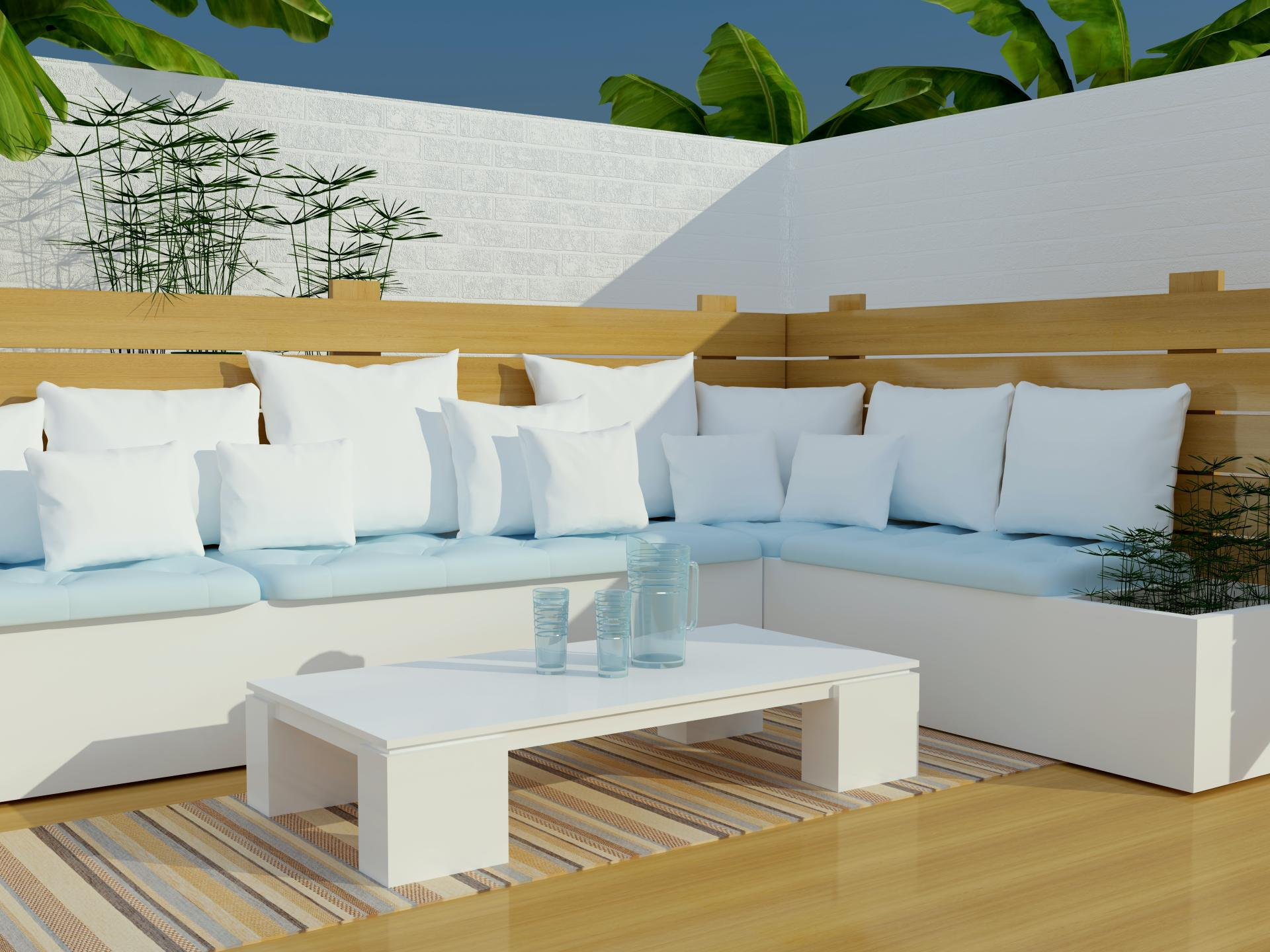 Steigerhouten loungebank maken freds bouwtekeningen review